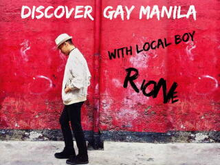 Discover Manila gay scene with local boy Rione