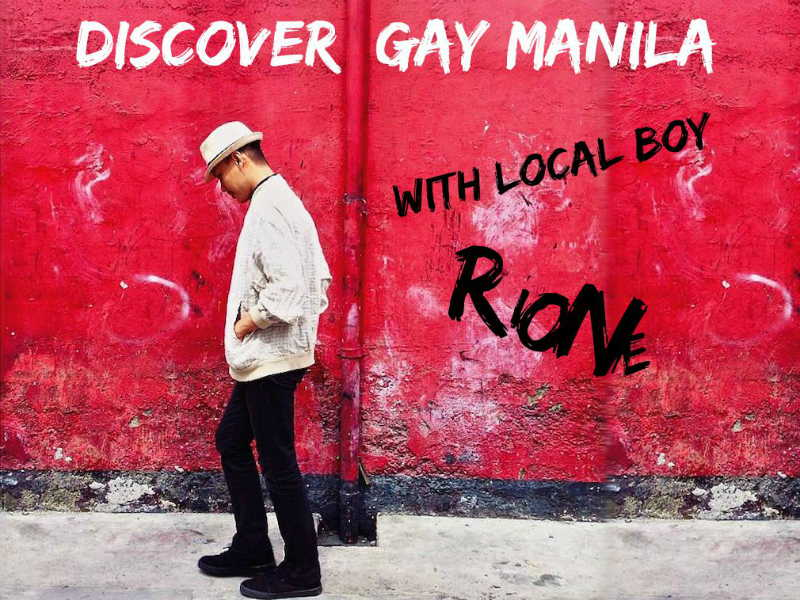 Gay Manila: local boy Rione tells us about the gay life in the Philippines
