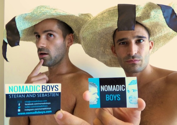 Nomadic Boys influencers network