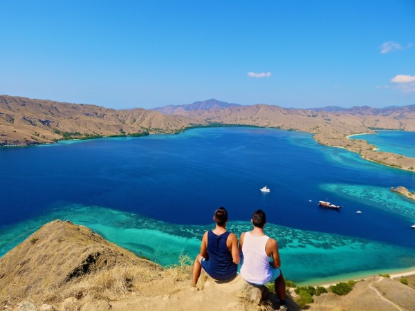Gay in Indonesia Bahasa slang brondongs Rinca Island Komodo