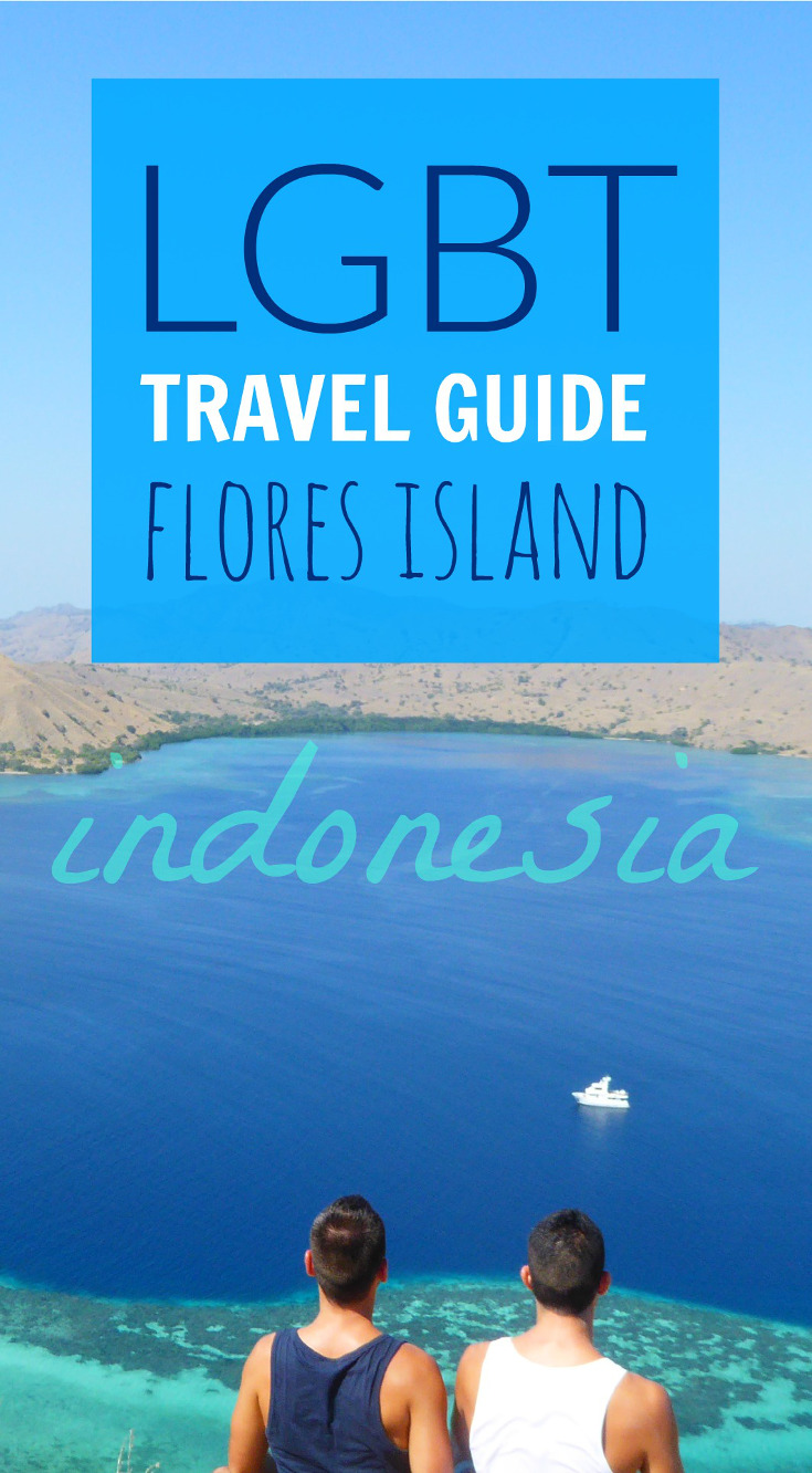 Pin gay travel guide to flores island indonesia