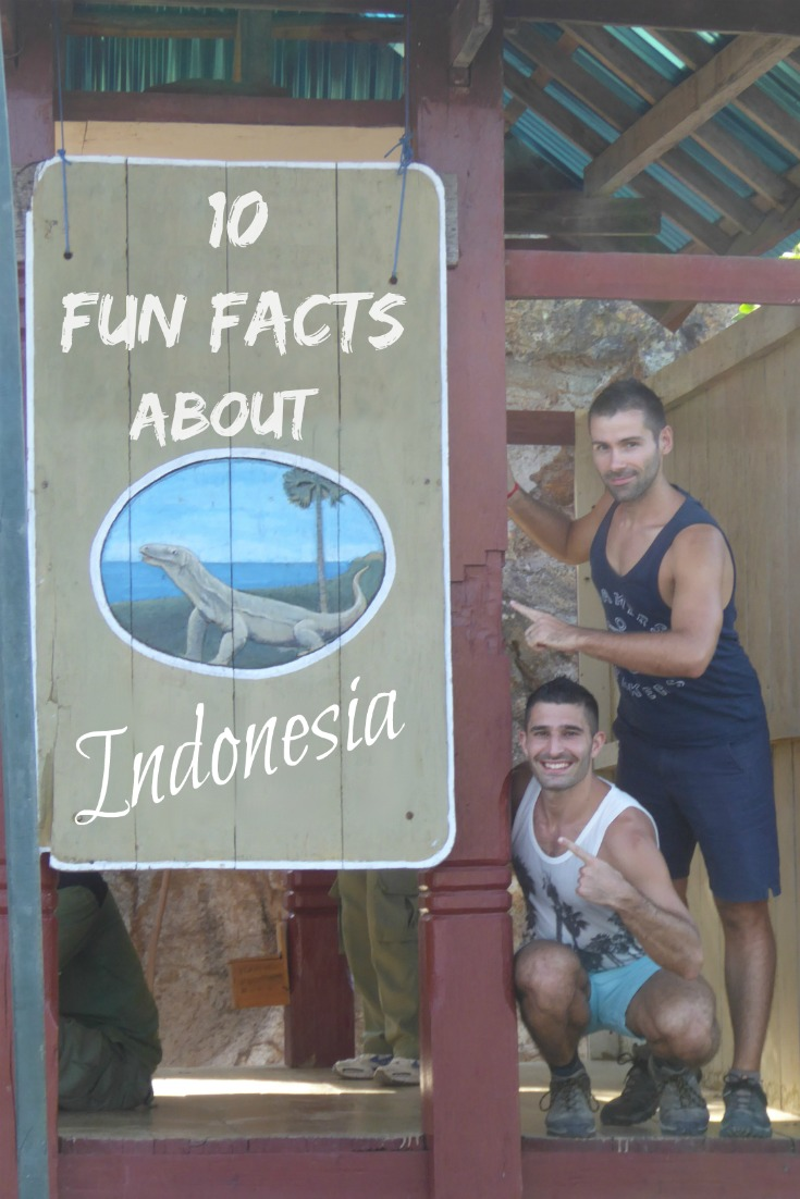 10 interesting facts about Indonesia by The Nomadic Boys