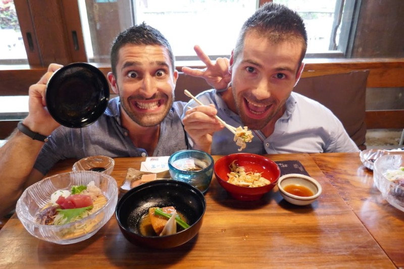 Nomadic Boys favourite 10 traditional food of Japan