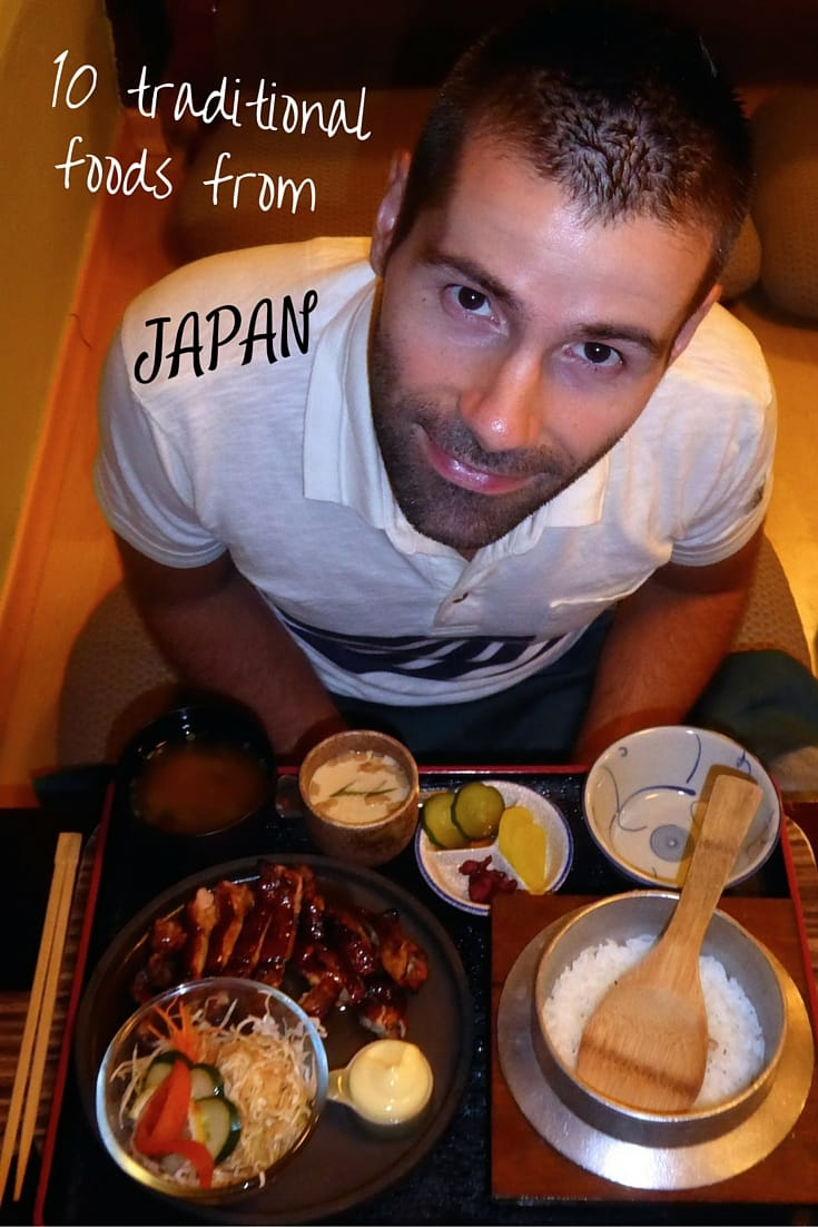 Our 10 favourite traditional food of Japan