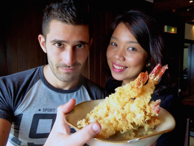 Tempura one of our favourite traditional food of Japan