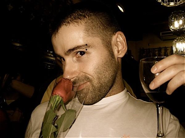 Gay Malaga gay scene Warhol bar