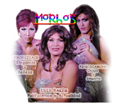 Gay Malaga Torremolinos gay scene Morbos Show
