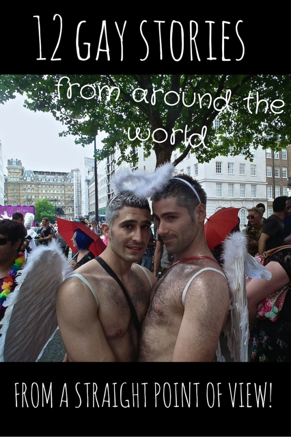 12 gay stories from around the world