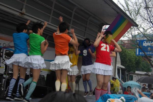 gay stories around the world gay pride Seoul South Korea