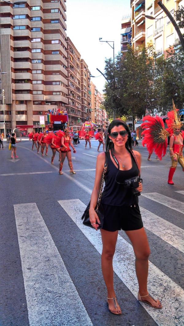 gay stories around the world Gay Pride Murcia Spain gay scene