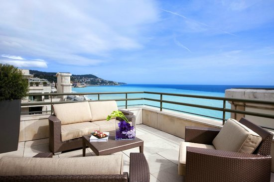 Hyatt Regency gay friendly hotel in Nice