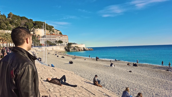 The Hyatt gay friendly hotel in Nice near Promenade des Anglais