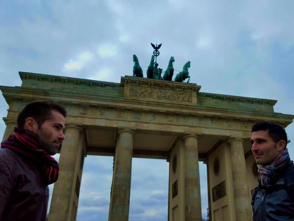 Gay guide Berlin Brandenburg sightseeing