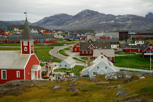 Greenland eco friendly places to visit