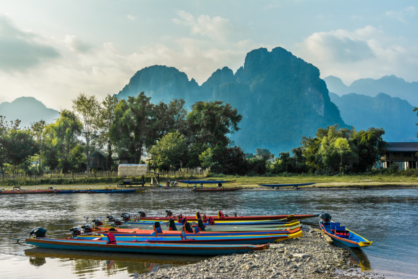 Laos eco friendly places to visit