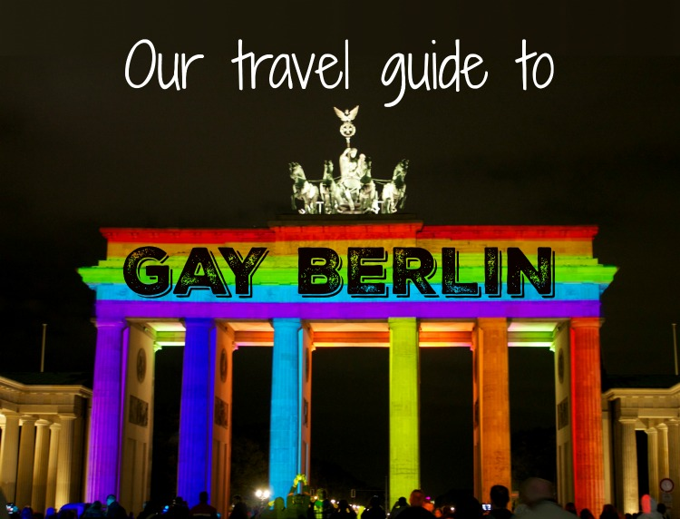 Berlin gay area: bars, clubs and gay hotels in Schöneberg