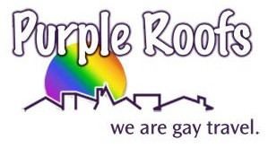 Gay friendly hotels purple roofs