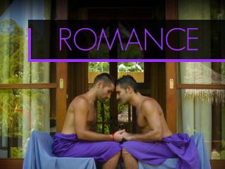 Gay romantic travel