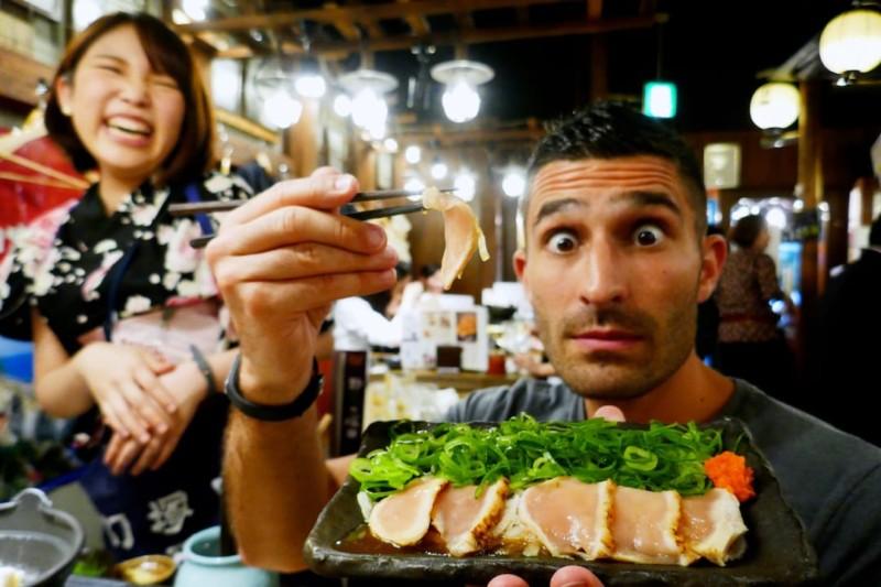 Tokyo food tour Japan 10 days itinerary