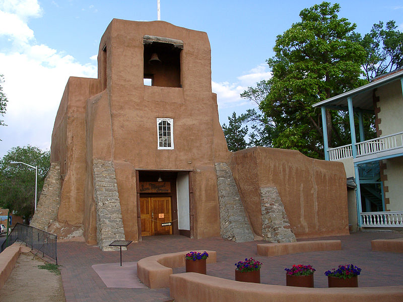 The San Miguel Mission Church highlights of a trip to Santa Fe