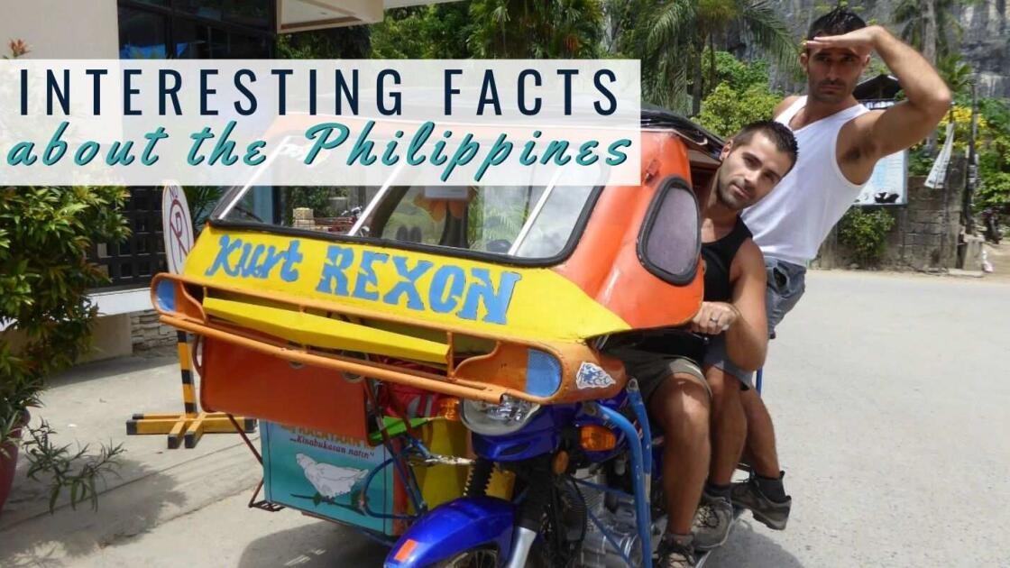 20 interesting facts about the Philippines you didn't know