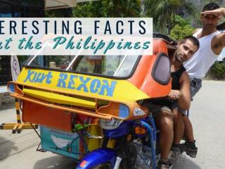 Our ten most interesting facts about the Philippines