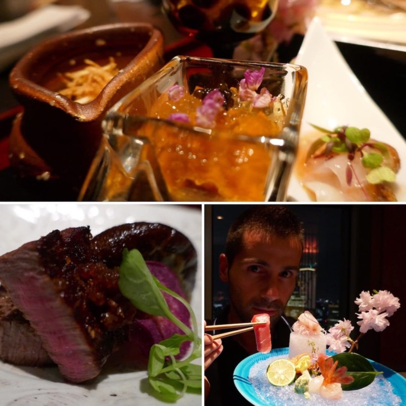 Nadaman gay friendly restaurant Kaiseki fine dining Tokyo