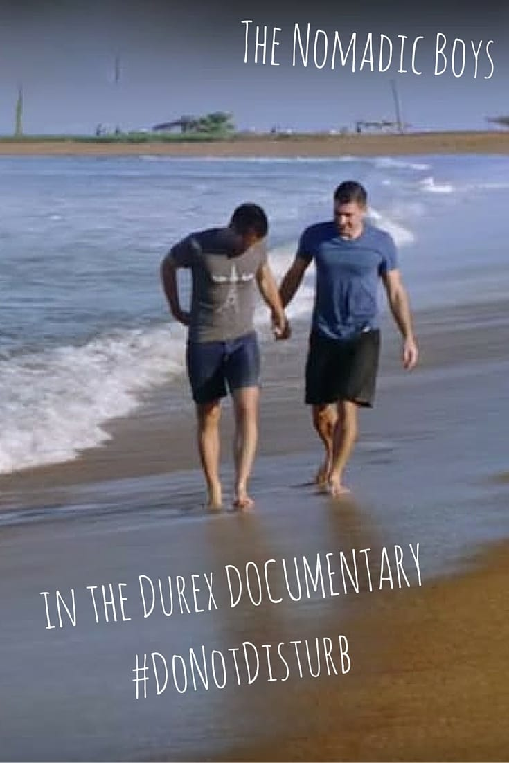 The Nomadic Boys appear in the Durex documentary #DoNotDisturb