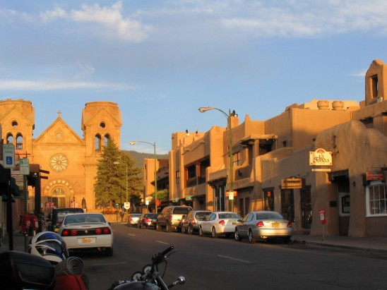 Trip to Santa Fe