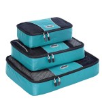 packing cubes travel equipment