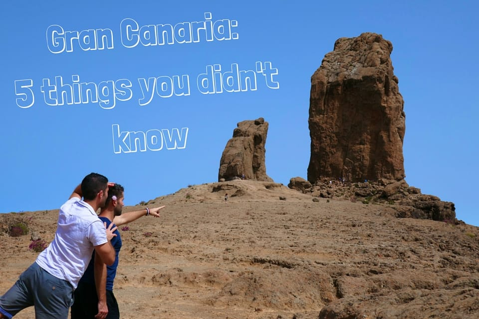 5 interesting facts about Gran Canaria