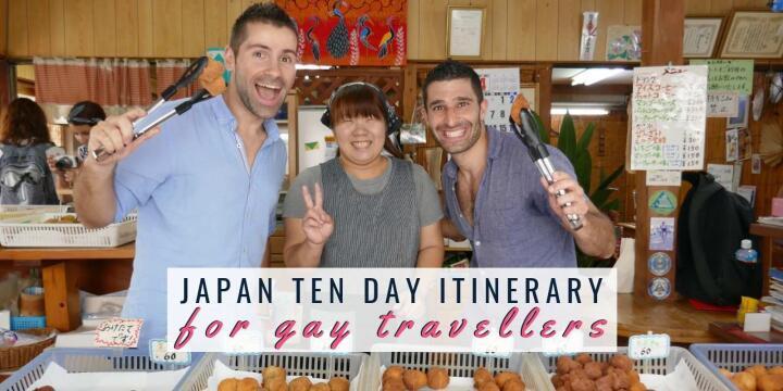 Japan 10 days itinerary to Japan
