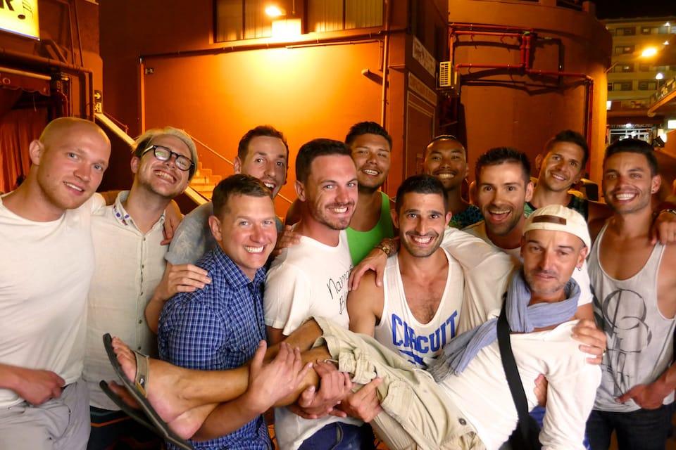 Gran Canaria gay scene and Tenerife