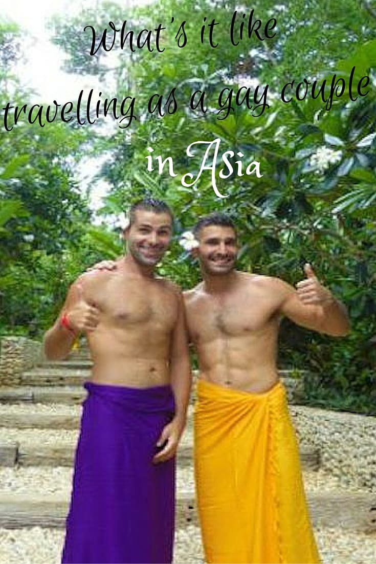 4 reasons why it's important for gay couples to travel in Asia by the Nomadic Boys