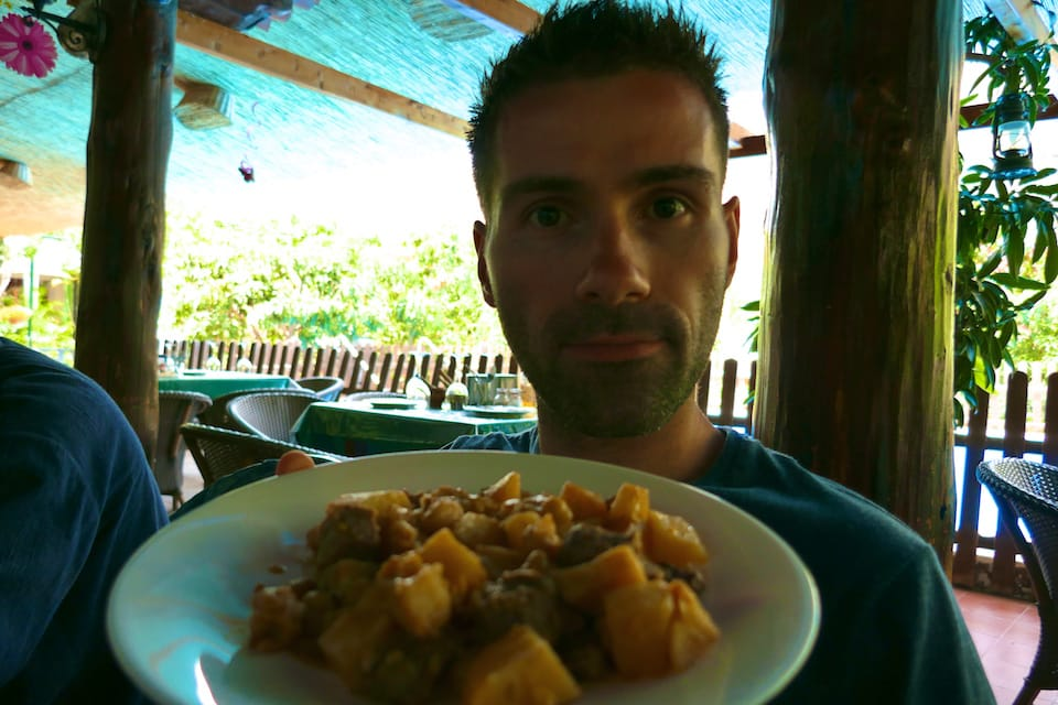 Ropa Vieja interesting facts about Gran Canaria