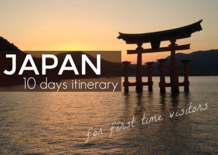 Japan itinerary 10 days – a Japan trip blog by Nomadic Boys