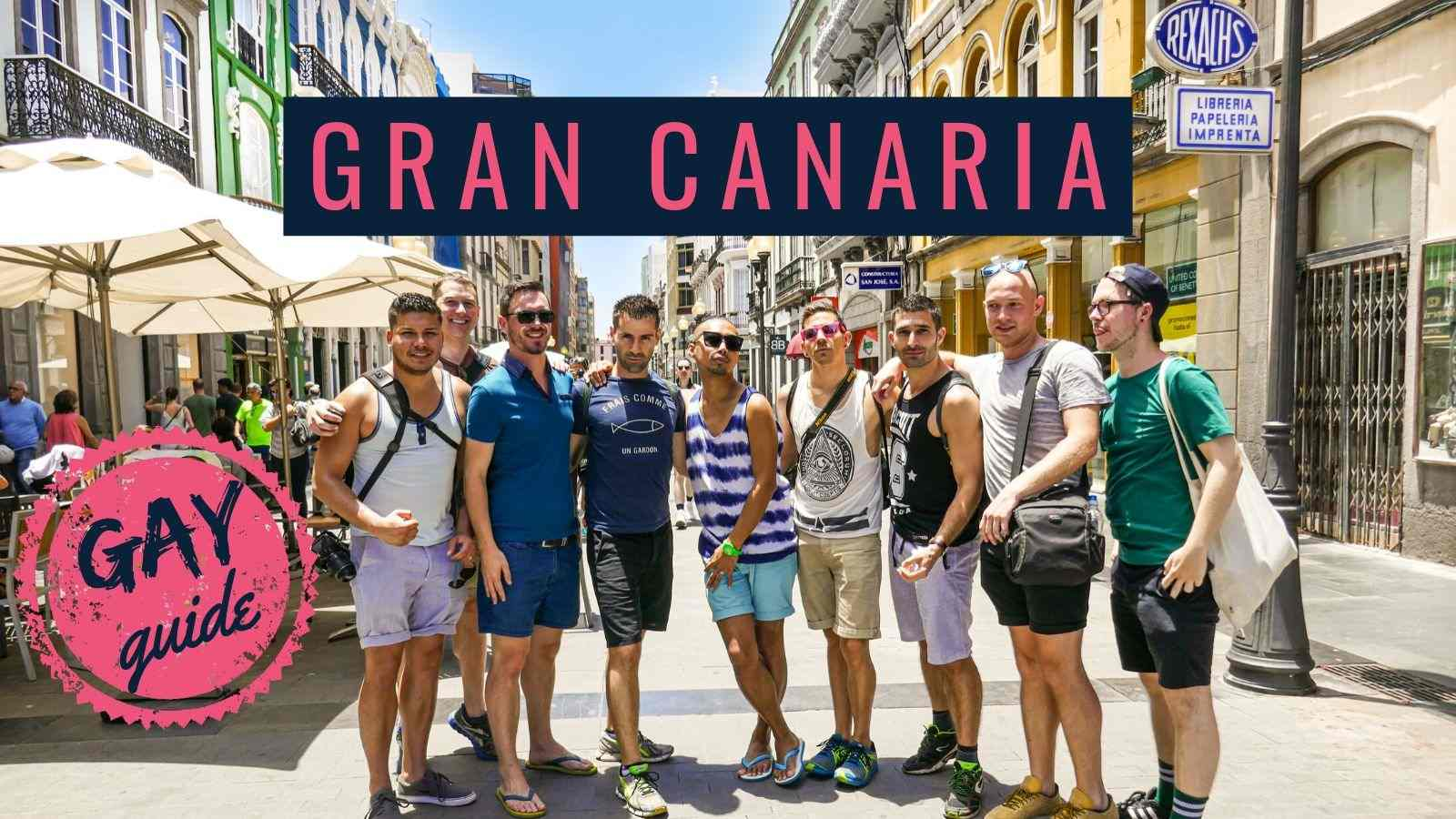 Gay travel guide to Fran Canaria by Nomadic Boys