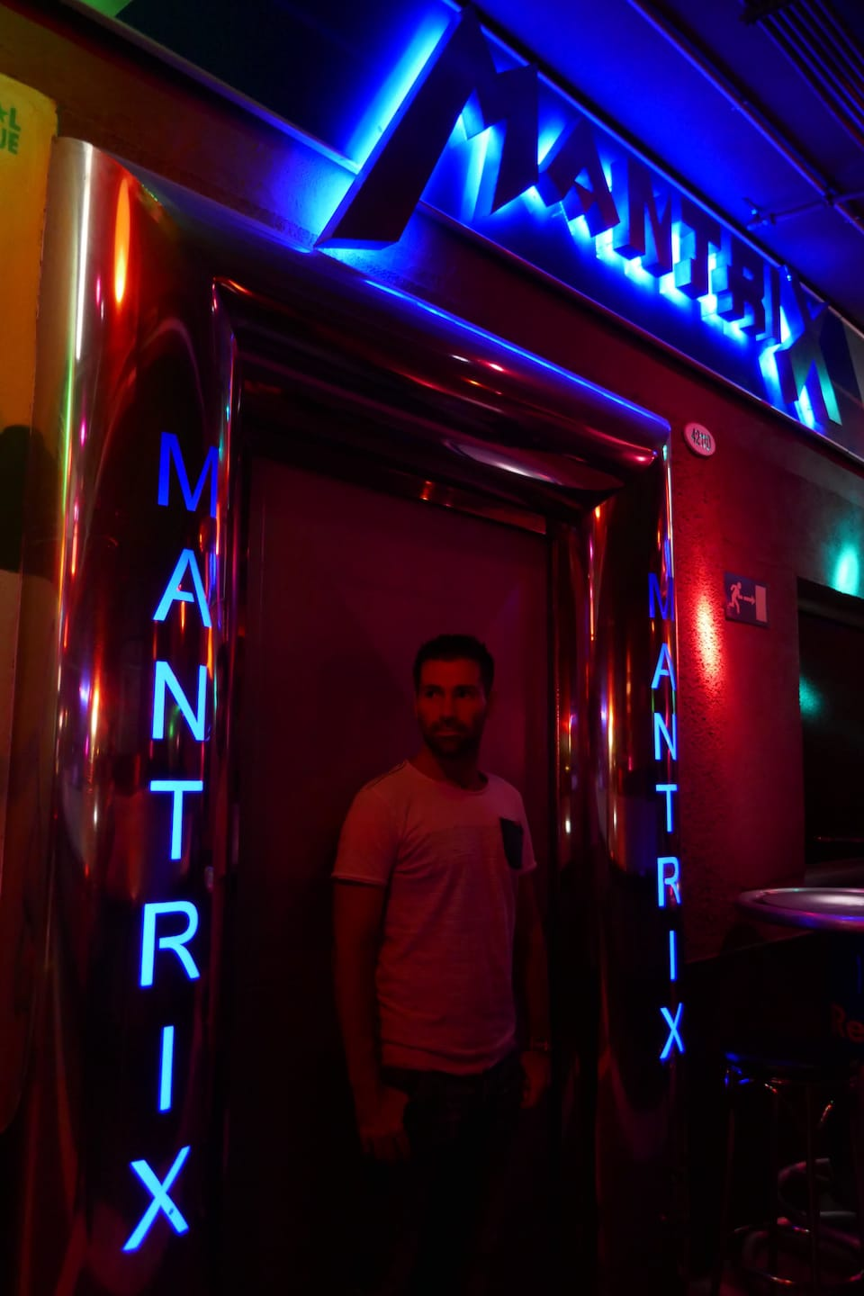 Mantrix gay club in Gran Canaria Yumbo Centre