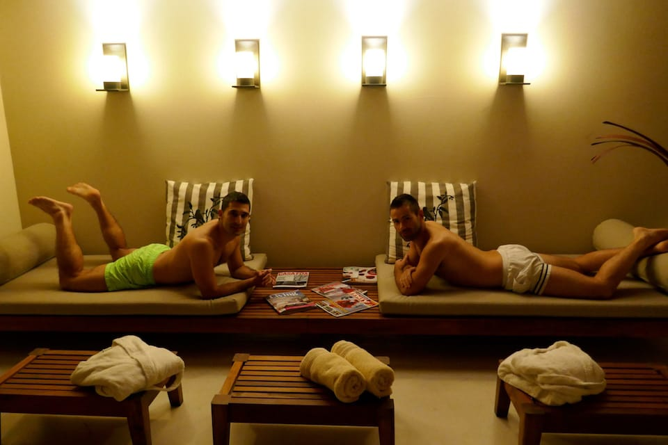 Gay Cordoba hotel Azur Real spa