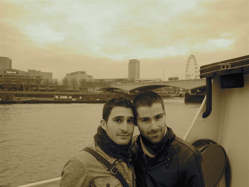 Free trip to London