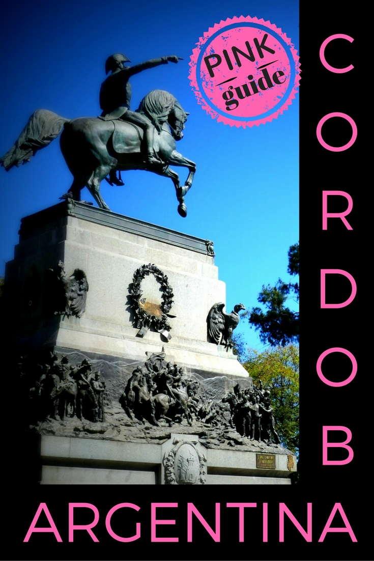 Gay Cordoba guide Pinterest Argentina