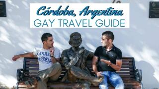 Gay travel guide to Cordoba in Argentina