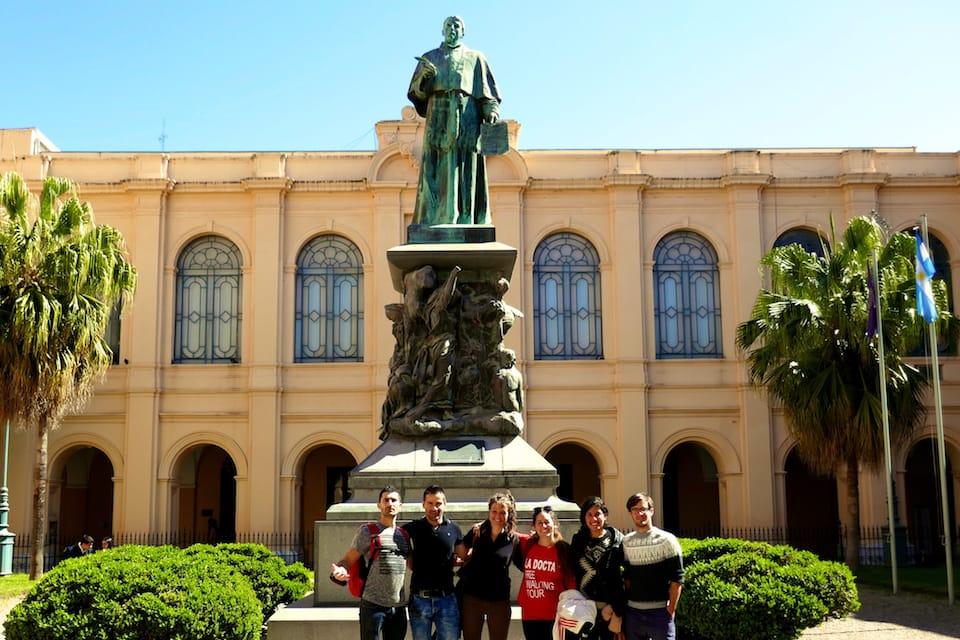 Walking tour gay Córdoba activities