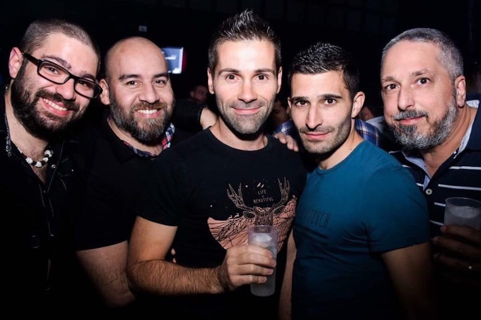 Fiesta Puerca gay Rosario gay club