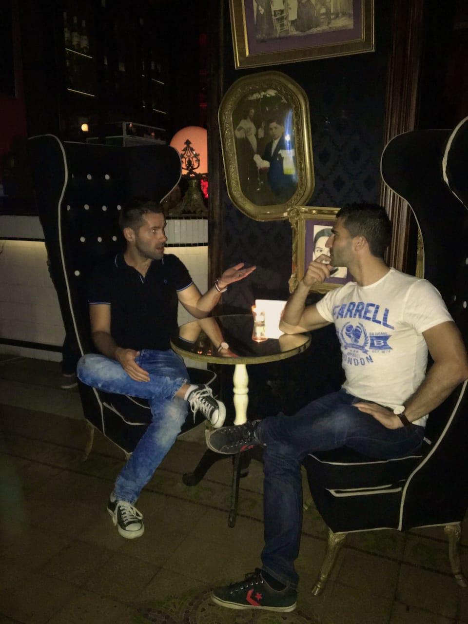 Gay Córdoba Milk gay bar