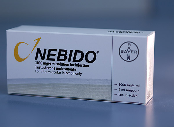 Interview with trans female to male Nebido testosterone pills