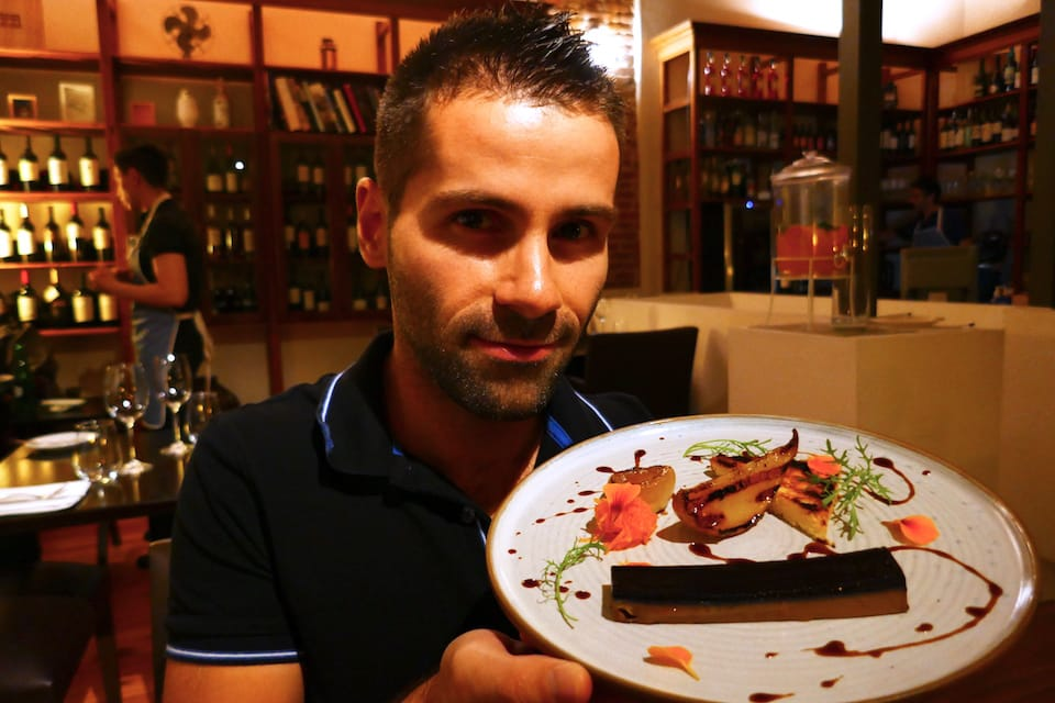 Republica restaurant gay cordoba guide