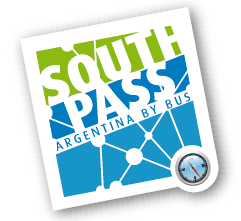 Road trip through Argentina use South Pass Argentina By Bus Card