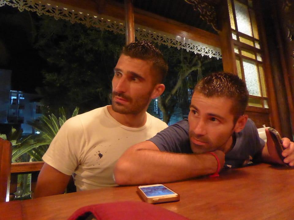 Learning Spanish SET Idiomas language school gay Cordoba