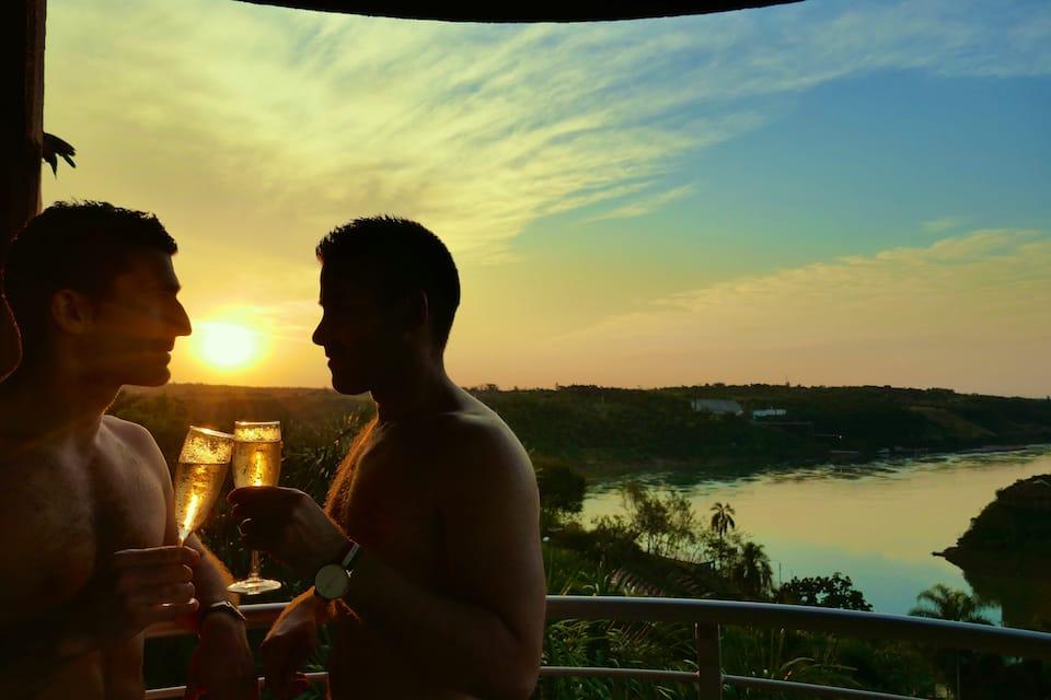 Amerian hotel misiones road trip in northeast argentina